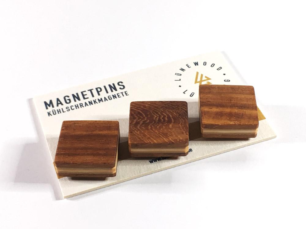 Magnetpin, quadratisch (Etimoué)